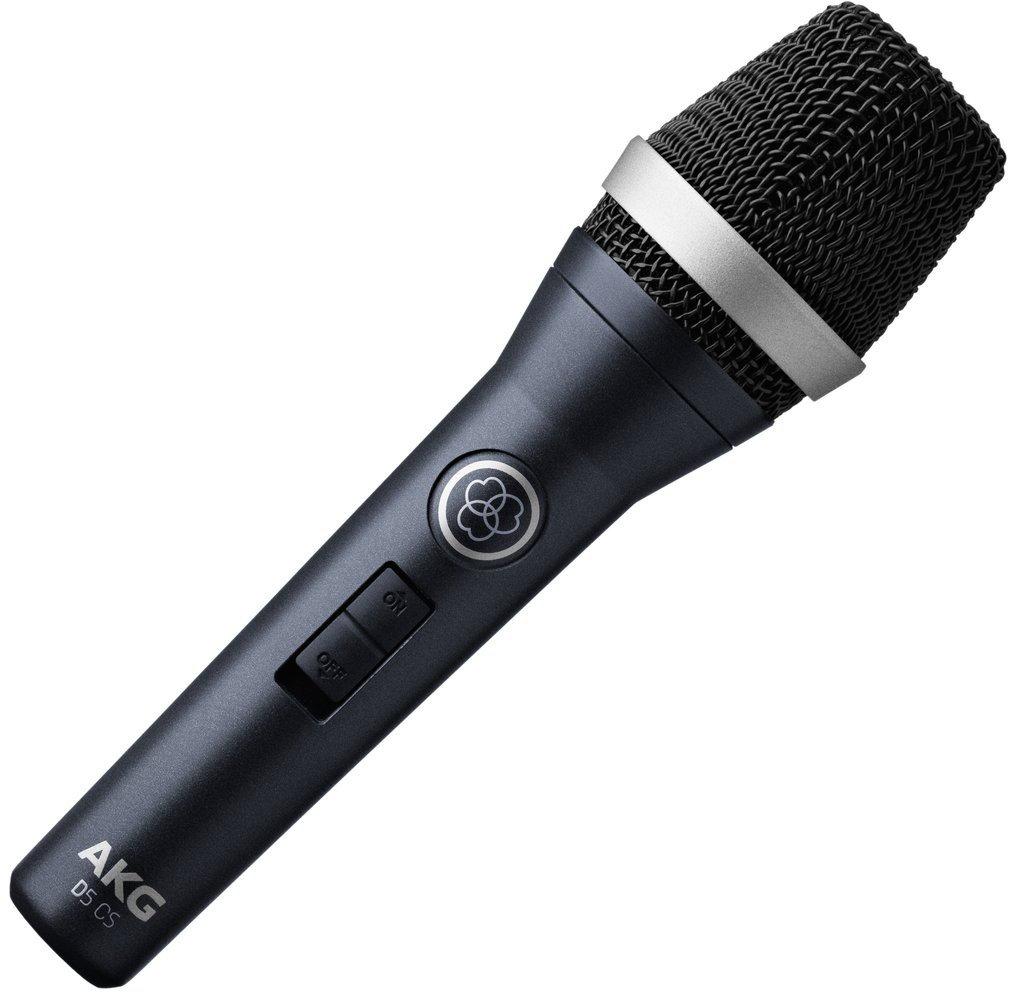 AKG D5CS Dynamic mikrofon wokalowy