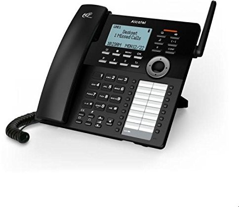 Alcatel IP30 DECT Desktop Phone, atl14 17211 ATL1417211
