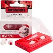 Alpine WorkSafe zatyczki do uszu (para)