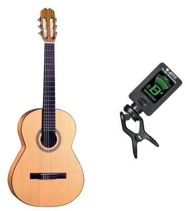 Alvaro 29 - gitara klasyczna + stroik