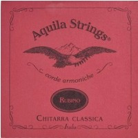 Aquila Rubino ? struny do gitary klasycznej Normal Tension