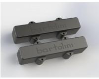 Bartolini Bartolini 59J1 L/LN Jazz Bass przetwornik Dual In-Line Coil 5-String Set
