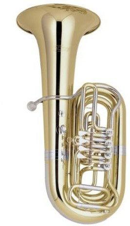 Cerveny Tuba CBB 681-4-O Tuba B