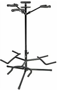 Chord GS-3 Triple Guitar Stand with Neck Support, stojak gitarowy 180.304UK