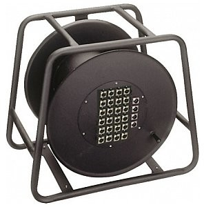 Dap Audio Empty Stagewheel, bęben kablowy 70131