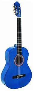 Dimavery AC-303 gitara klasyczna, Blueburst 26241007