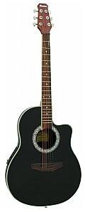 Dimavery RB-300 Roundback, black, gitara akustyczna 26235045