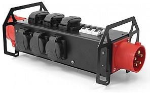 FLASH Butrym POWER BAR 9x 16A 230V Listwa zasilająca 3F P0000016