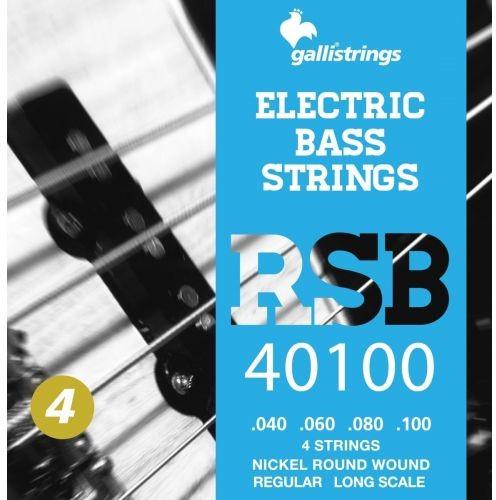 Galli Strings Galli RSB40100 struny do gitary basowej