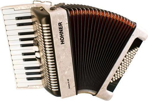 Hohner Bravo II 48 WH - akordoen klasyczny