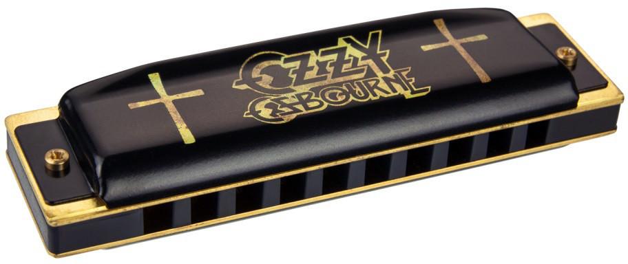 Hohner Ozzy Osbourne Harmonica
