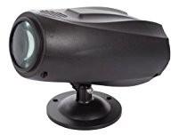 HQ Power wielokolorowa reflektory LED, tworzywo sztuczne, 2G7, 1 W, czarna, 22 x 14 x 10 cm HQPE10009