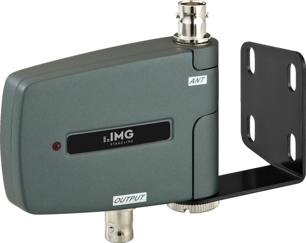 IMG IMG STAGELINE TXS-875B Para wzmacniaczy antenowych 63680