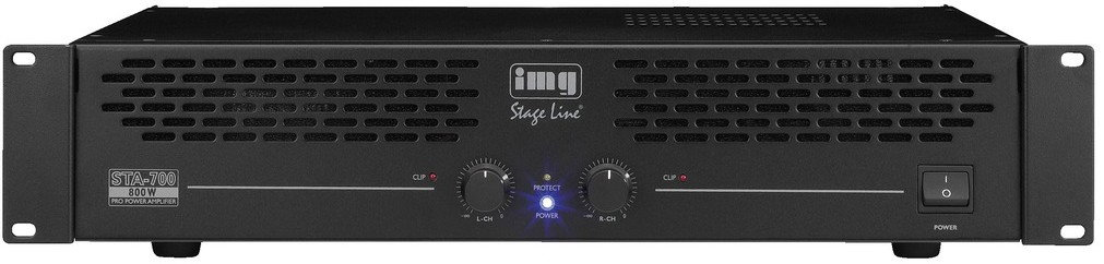 IMG Stage Line STA-700 - końcówka mocy