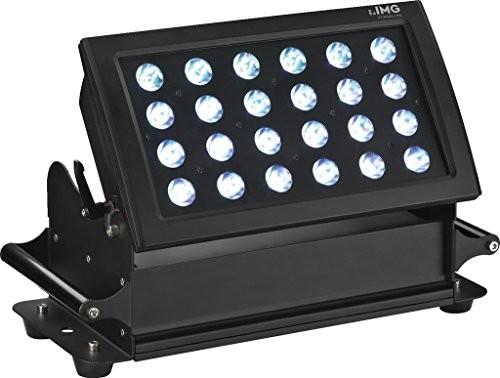 IMG StageLine ODW-2410rgbw reflektor LED do zastosowania na zewnątrz, IP66, RGBW Czarny ODW-2410RGBW