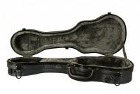 Kala Kala Charcoal Soprano Case na ukulele sopranowe