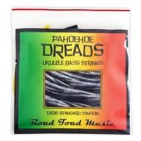 Kala Kala STR-UB-RT-B4-COL U-Bass 4-struny struny do gitary basowej czarny-zielony-żółty-czerwony