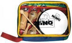 Nino SET-1 zestaw instrumentów perkusyjnych