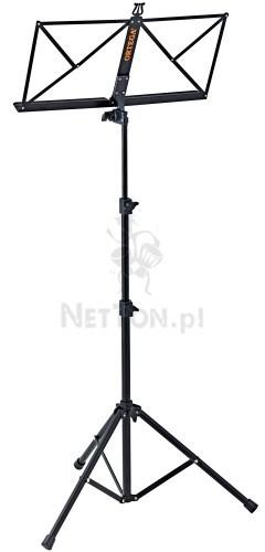 ORTEGA OMS-1BK Stabilny statyw na nuty z pokrowcem 6343-52716