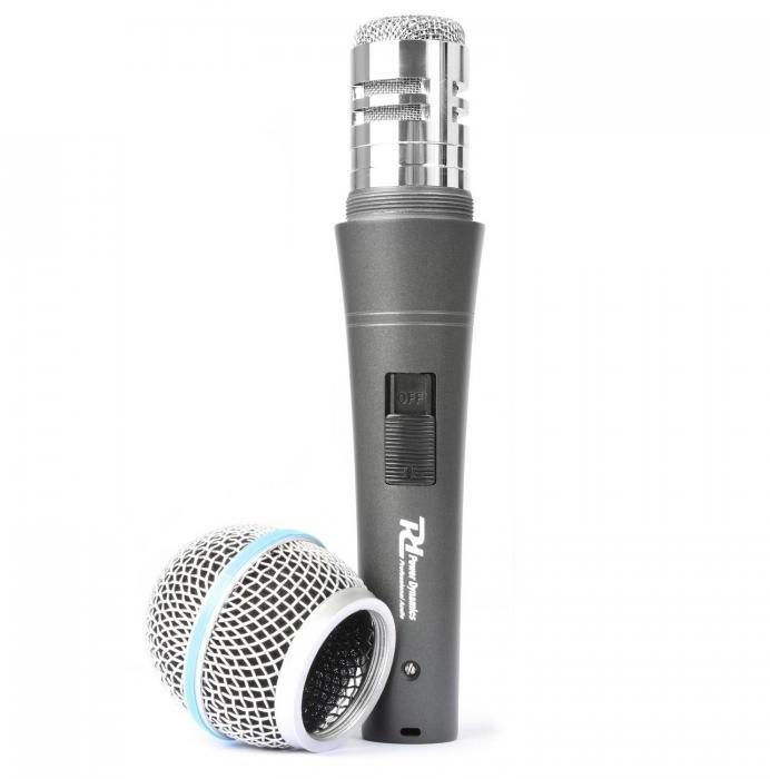 Power Dynamics PDM660 mikrofon pojemnościowy XLR +48V Sky-173.425