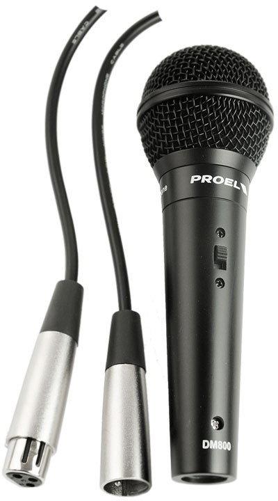 Proel DM800 - mikrofon dynamiczny