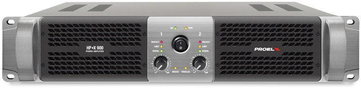 Proel HPX900 - końcówka mocy