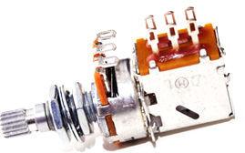 PRS ACC 4108 - potencjometr Tone 500k z wyłącznikiem push / pull