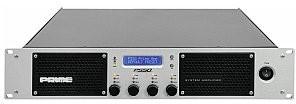 PSSO PRIME Wzmacniacz DSP 2 x 2400 W, 4 x 800 W 10451701