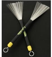 Regal Tip Regal Tip Yellow Jacket Retractable Brush miotełki perkusyjne