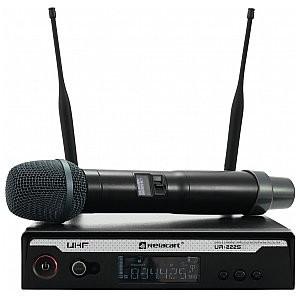 Relacart UR-222S 1 Channel UHF System, Bezprzewodowy system mikrofonowy 13055207