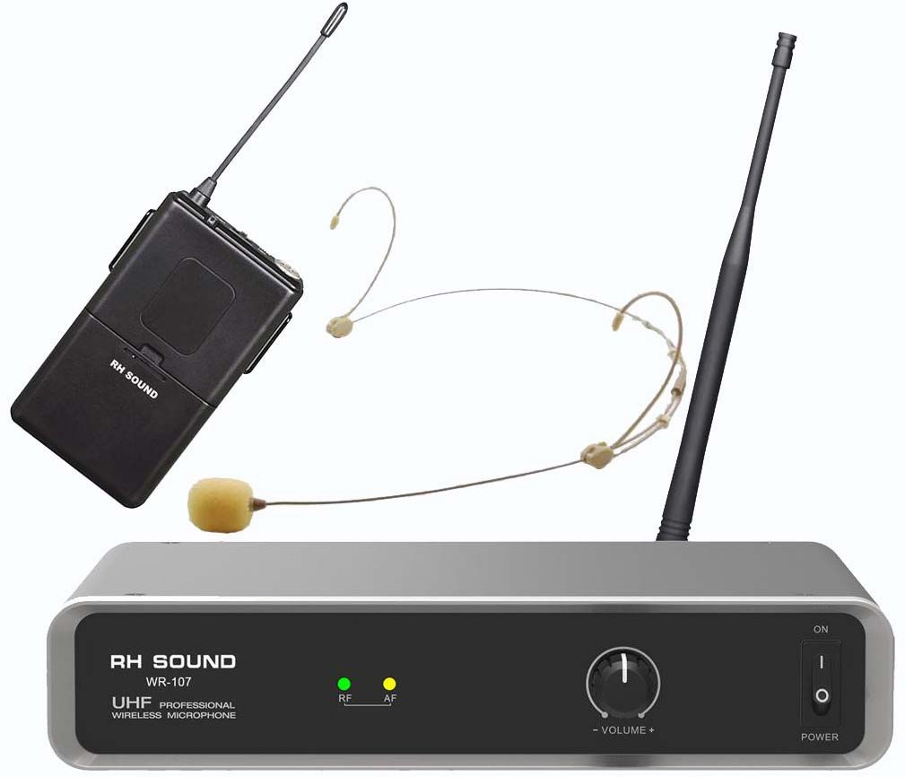 RH Sound PL sp. z o. o. WR-107 - mikrofon nagłowny - NEGOCJUJ CENĘ TEL 32 729 97 17