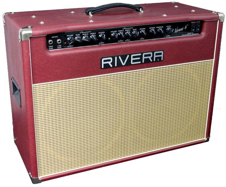Rivera Venus 6 212 RB - lampowyowe combo gitarowe 35 Watt