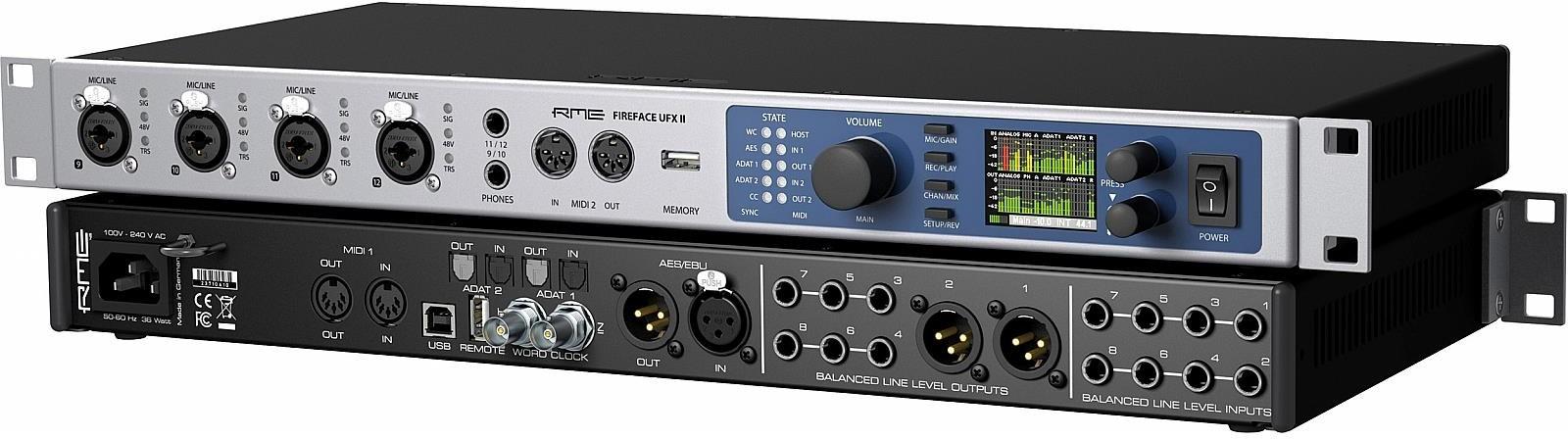 RME FIREFACE UFX II - interfejs audio