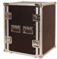 ROCKCASE RC-24115-B Professional Flight Case Rack 15U