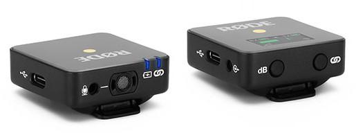Rode Wireless GO - system mikrofonów bezprzewodowych