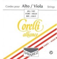 Savarez 634590) Corelli struny do altówki Alliance Medium 830M