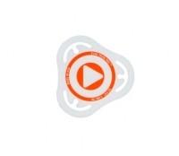 Slug BB-TP Orange Triad łatka pod bijak