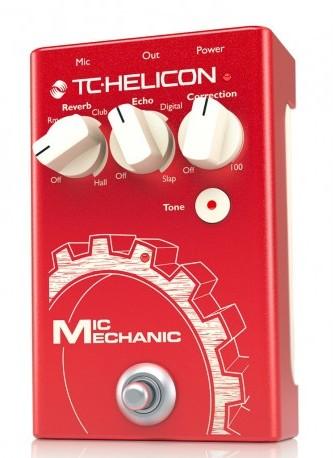 TC Helicon Mic Mechanic 2 - procesor wokalny