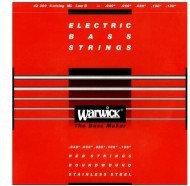 Warwick 42300 Red Lab struny do gitary basowej 40-130