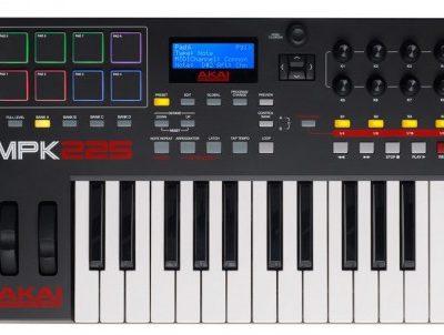 AKAI AKAI MPK 225 - Klawiatura sterująca USB/MIDI