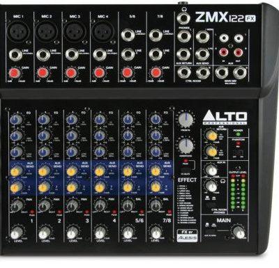 ALTO Professional ZMX 122FX