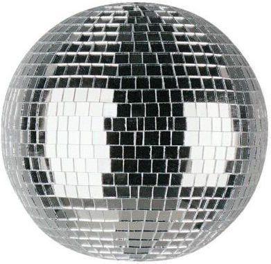 American DJ kula lustrzana 40cm