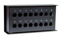Amex STL 92062H Stagebox 16 XLR-Harting