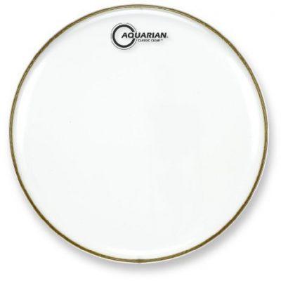 Aquarian aquarian Classic Clear 25cm (10cale) drum ładunków masowych zestawy/perkusja sierść średniej wielkości CC10