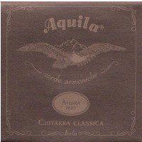 Aquila Ambra 800 Nylgut & Silver Plated Copper Classical Guitar struny do gitary klasycznej