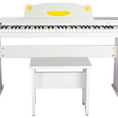 Artesia Artesia FUN-1 White pianino cyfrowe dla dzieci