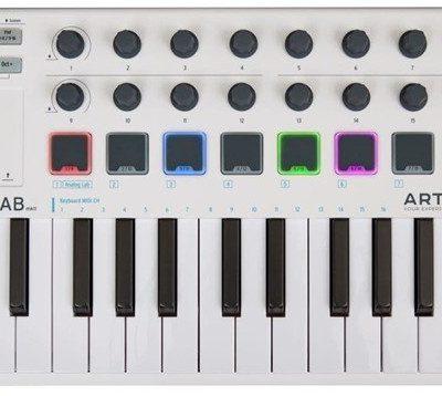 Arturia MiniLab Mk II + FL Studio 20 Fruity Edition BOX 33786