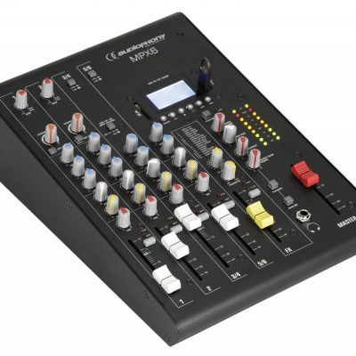 Audiophony MPX6 - mikser - NEGOCJUJ CENĘ TEL 32 729 97 17