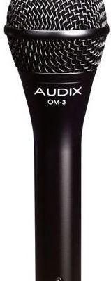 Audix OM3 - mikrofon dynamiczny