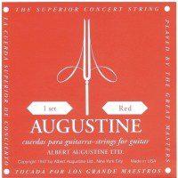 Augustine 650421) Red struna do gitary klasycznej E1